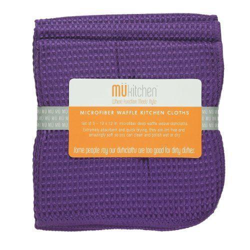 purple kitchen towels dish towels tea towels for 2015 best purple kitchen store - Violet Kitchen 2015