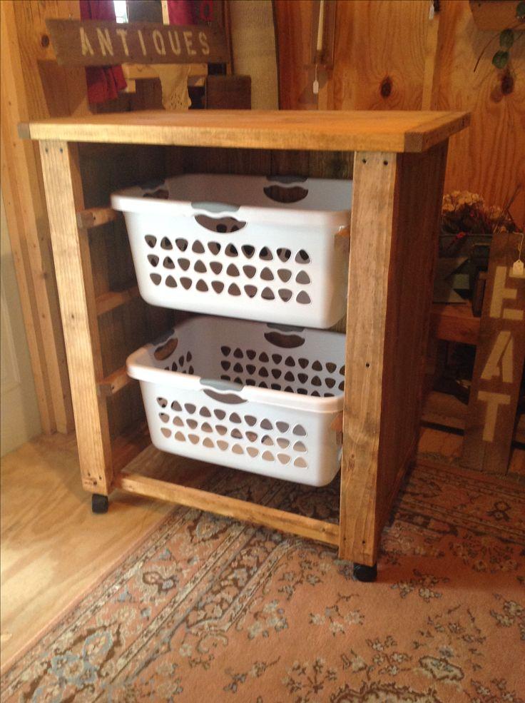 Best 25 Laundry Basket Holder Ideas On Pinterest