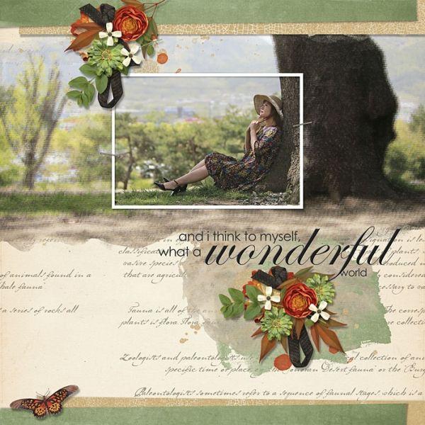 Wonderful - Nature - Gallery - Scrap Girls Digital Scrapbooking Forum
