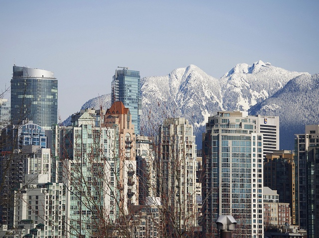 """""""Room with a view"""" - Vancouver BC by The Ambling Monk, via Flickr"""