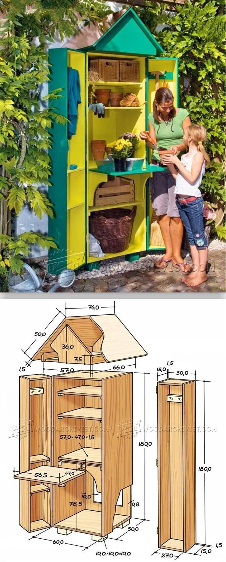 Shed Plans - Shed Plans - Garden Shed Plans - Outdoor Plans and Projects | WoodArchivist.com Now You Can Build ANY Shed In A Weekend Even If You've Zero Woodworking Experience! - Now You Can Build ANY Shed In A Weekend Even If You've Zero Woodworking Experience!