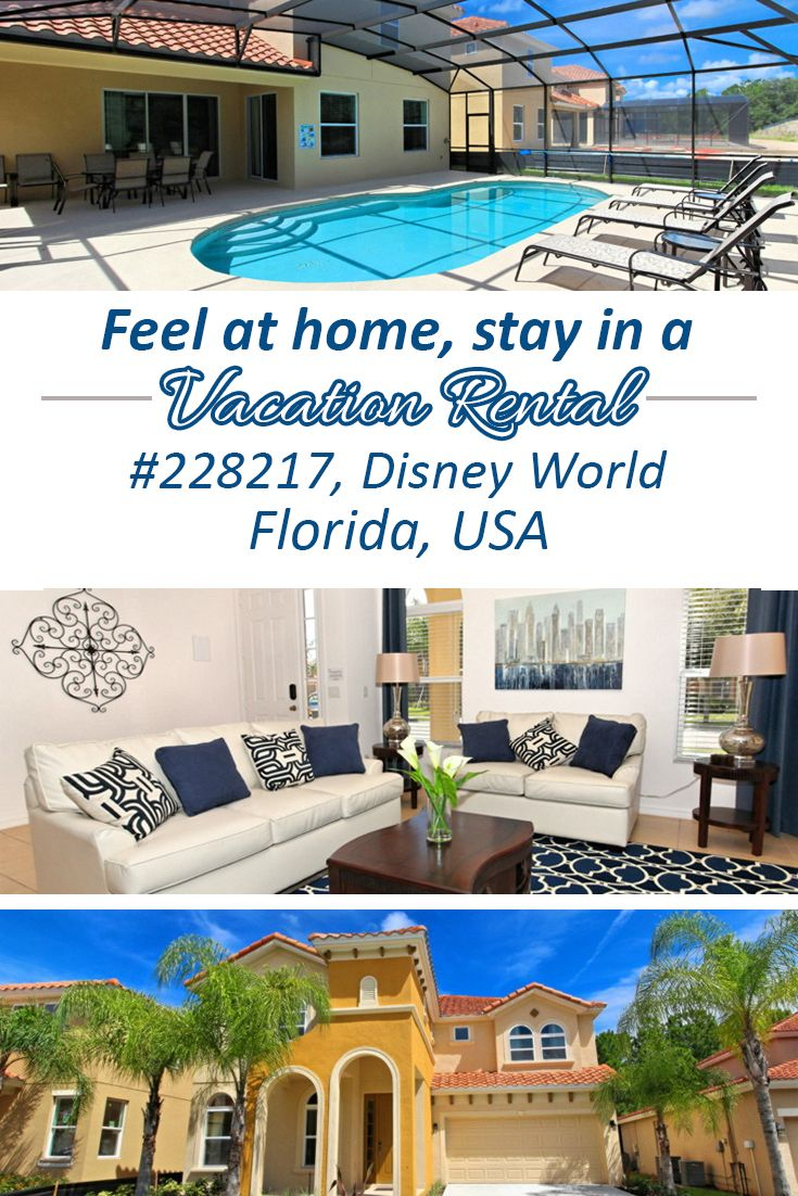 Luxurious vacation rental villa in Watersong Resort located in Davenport near Disney World, Florida. Feel at home while you enjoy the Disney fun!