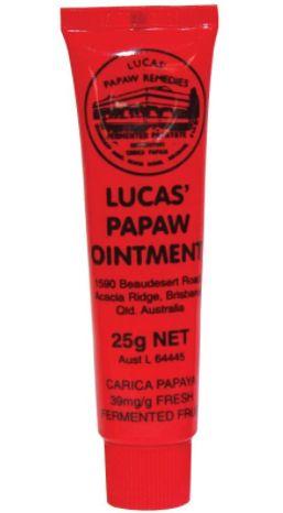 Lucas' Papaw Ointment   Car Essentials   Organized Joy