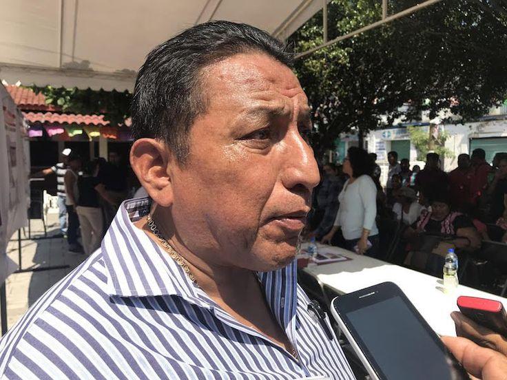 Autoridades de Ixtepec solicitan a PROFECO vigilar precios de materiales de construcción.