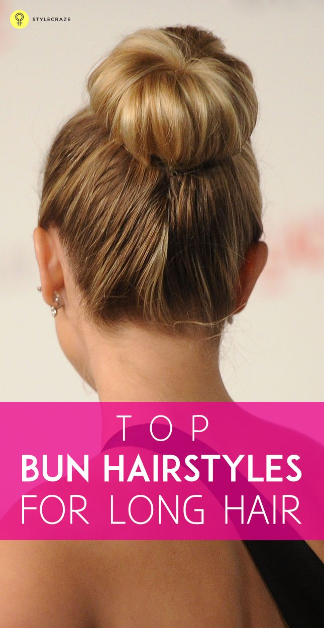 the 25+ best donut bun hairstyles ideas on pinterest | hair donut