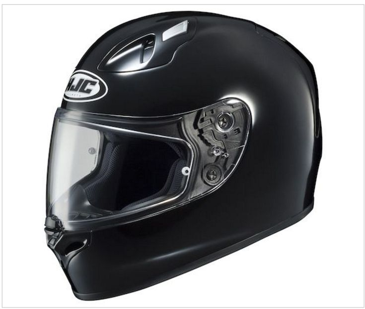 """The HJC FG-17 helmets are presented by the brand HJC, who is famous for bringing super quality helmets at affordable prices. This helmet has many unique features of a RPHA 10 Race Helmet including the central lock system. The HJC FG- 17 helmet has won the """"World's Best All-Around Motorcycle Helmet Bargain"""" and the """"Motorcycle …"""