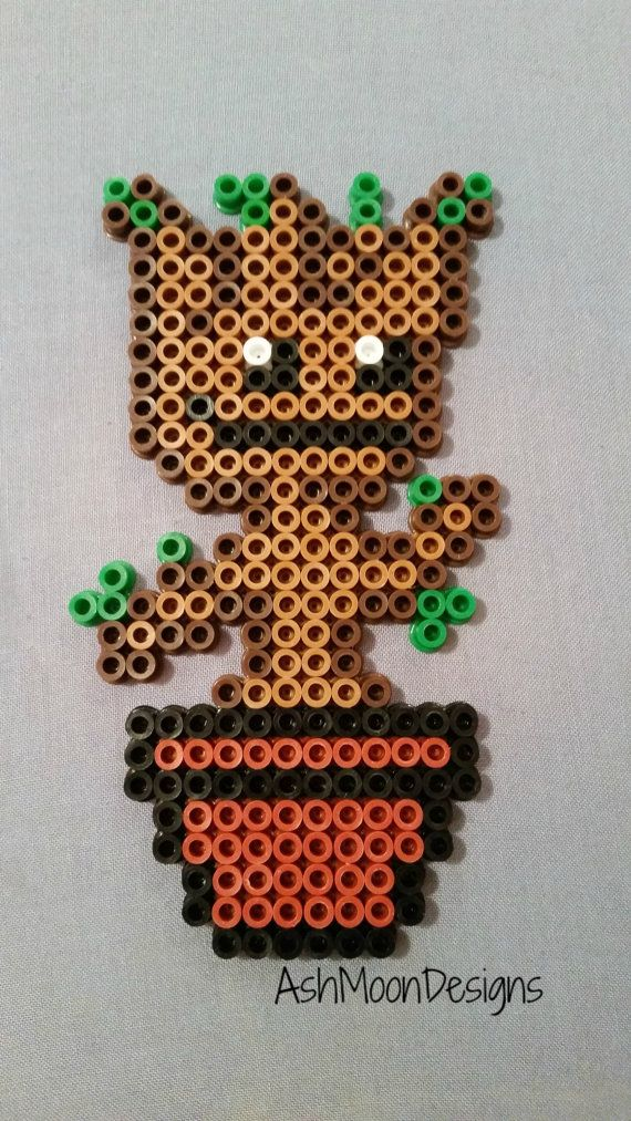 I am (dancing baby) Groot! :) My absolute favorite part of the Guardians of the Galaxy movie was the last scene with dancing baby Groot, so I