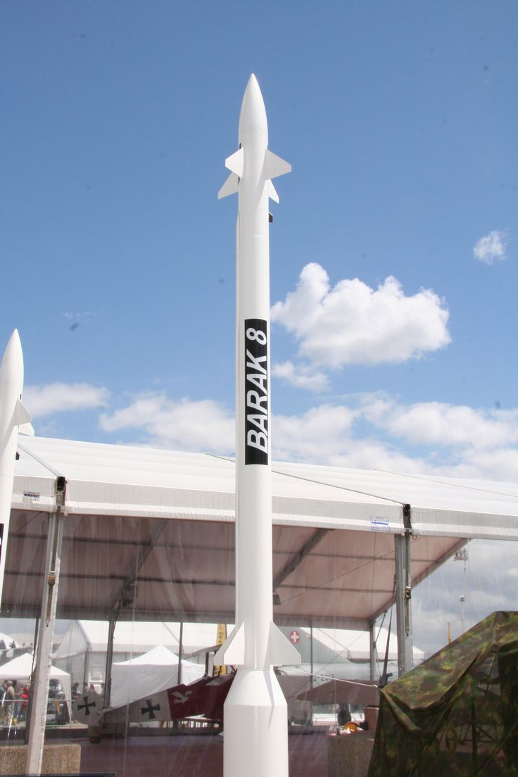 Barak-8 (Missile)- Type-Medium/long-range surface-to-air missile Range-70 km Stage/Fuel-Two stage, smokeless pulsed rocket motor Payload Capacity- 60 kg BARAK-8ER RANGE-150 KM
