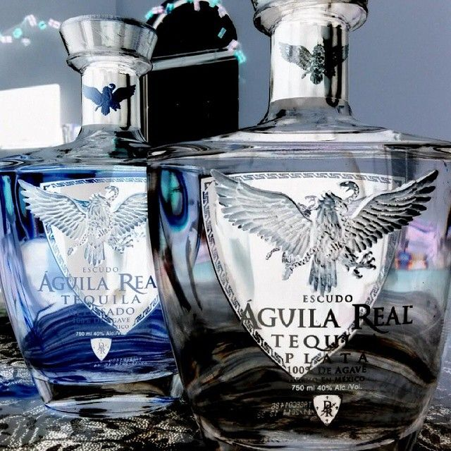 Aguila Real has arrived! #Tequila