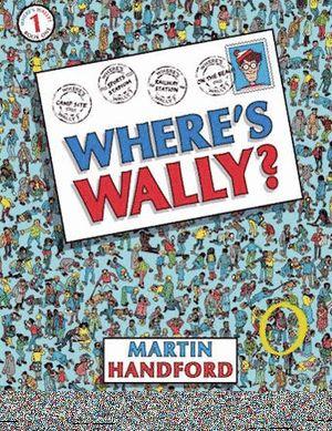 Libros Dónde está Wally? / Wheres Waldo?