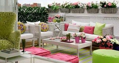 Pictures Of Decorated Patios
