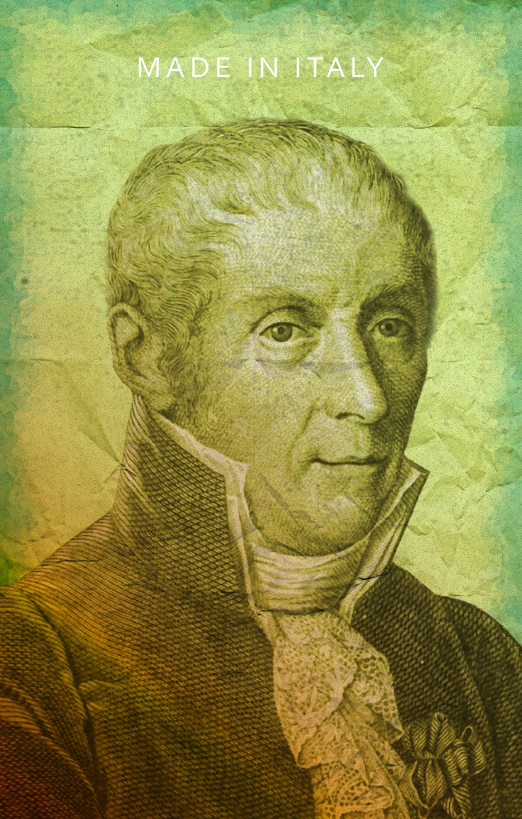 Alessandro Volta | Italian Pride | Pinterest
