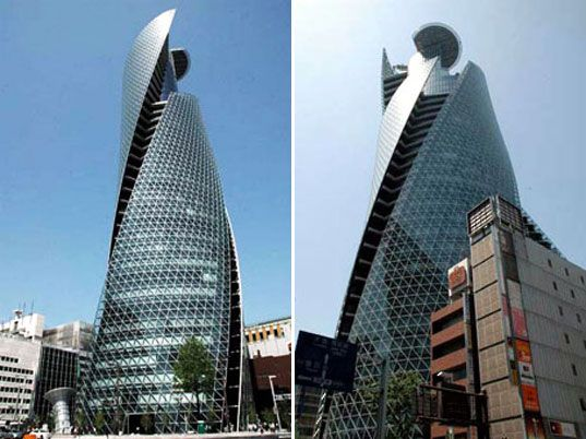 The ModeGakuen Spiral Towers: a New Twist on School