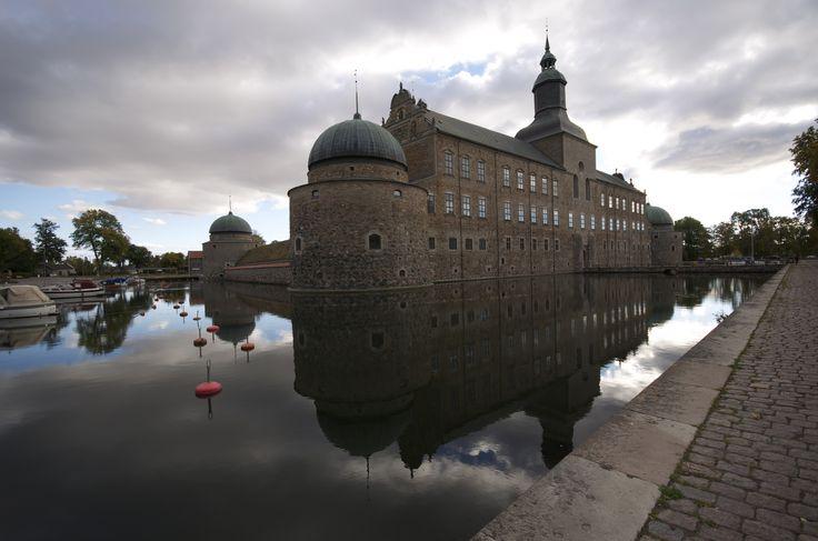 Vadstena Castle. Vadstena Castle is a former Royal Castle in Vadstena, the province of Östergötland, Sweden.