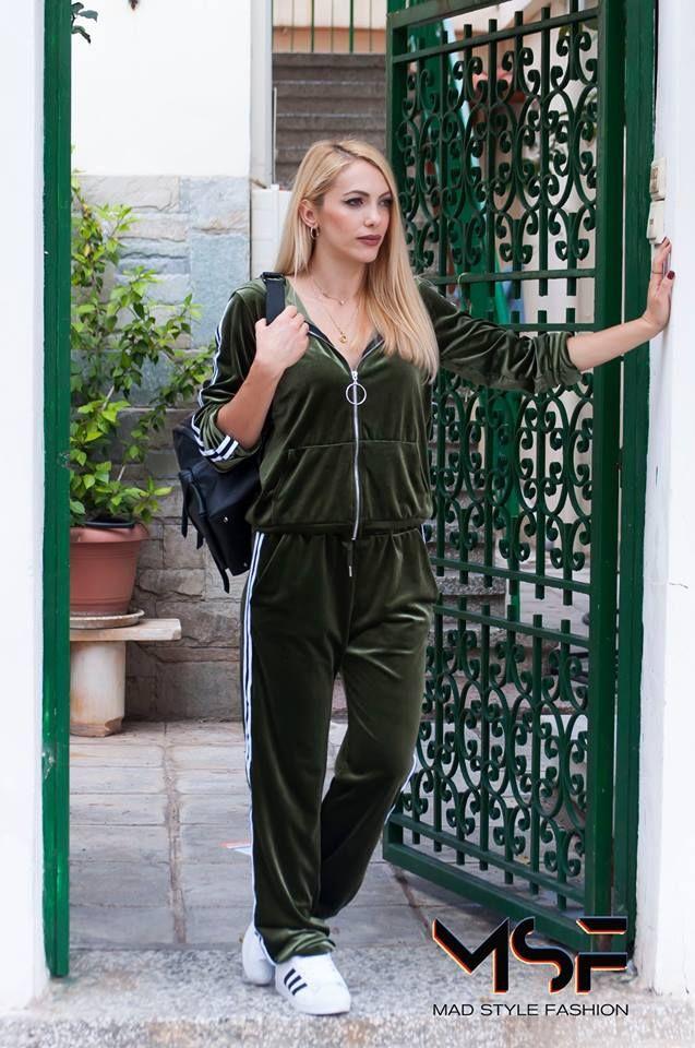 ➡ Πάρε κι εσύ μέρος στο Μεγάλο #Διαγωνισμό από το Mad Style Fashion ! ❤ Κέρδισε μια Βελούδινη Φόρμα ❤ 1. ΛΑΒΕΤΕ ΜΕΡΟΣ ΕΔΩ: http://bit.ly/2yh70m2 2. Κάνε Like στη σελίδα του Mad Style Fashion !  3. Κάνε Share το Διαγωνισμό και Tag φίλες σας  ✔ Ευχόμαστε καλή επιτυχία σε όλους σας!  ►►► Οι συμμετοχές θα γίνονται δεκτές έως τις14/11 (23:59μμ) !