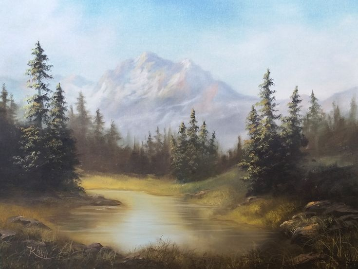 223 Best Kevin Hill S Youtube Painting Videos Images On