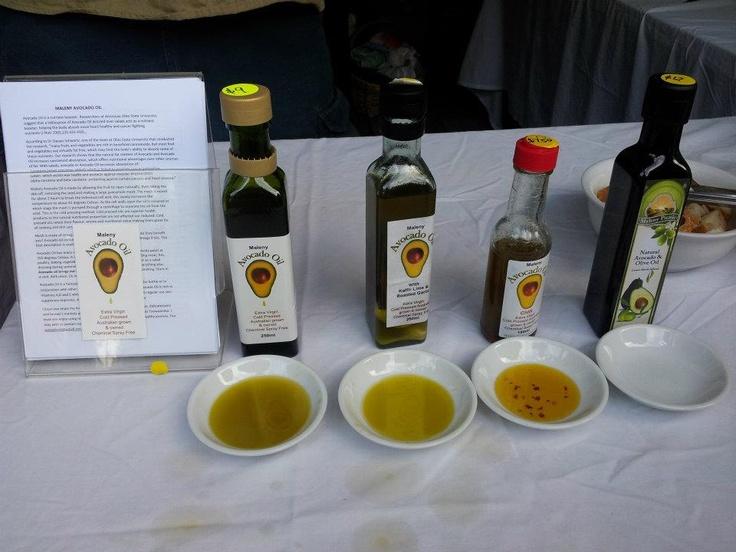 Maleny Avocado Oil.