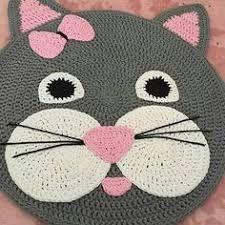 Resultado de imagen de como fazer tapete de croche infantil