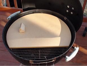 This is a Must-Have for anyone with a weber grill and like fire roasted pizza.