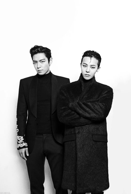 "GD and TOP | ""2015 Welcoming Collection"""