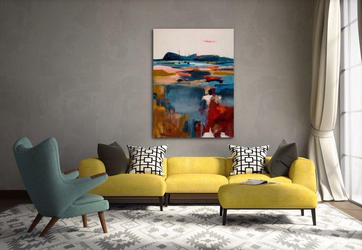Angela Maritz Artwork in situ