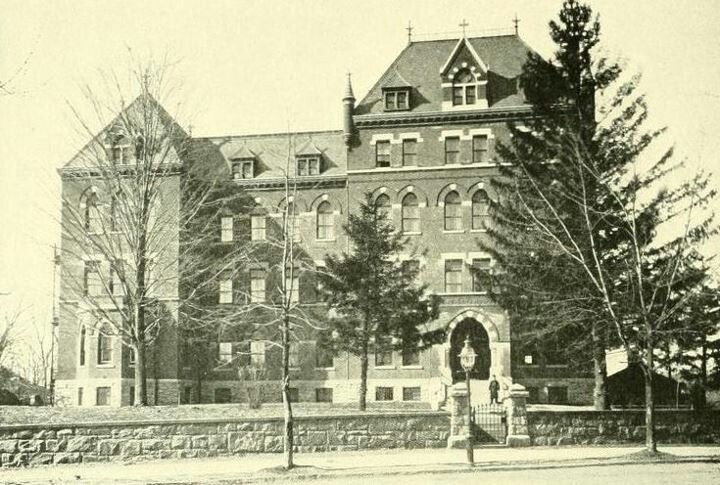 Year 1890 st.joesph hospital