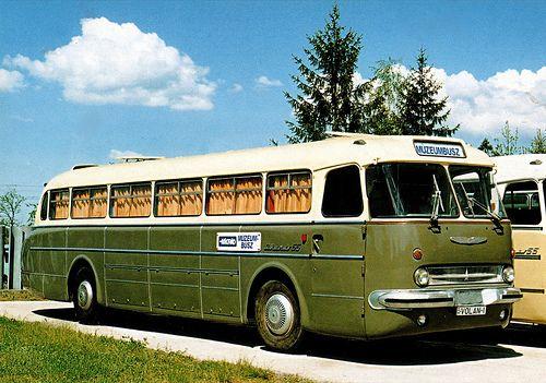 vintage bus ikarus | IKARUS Bus Hungary