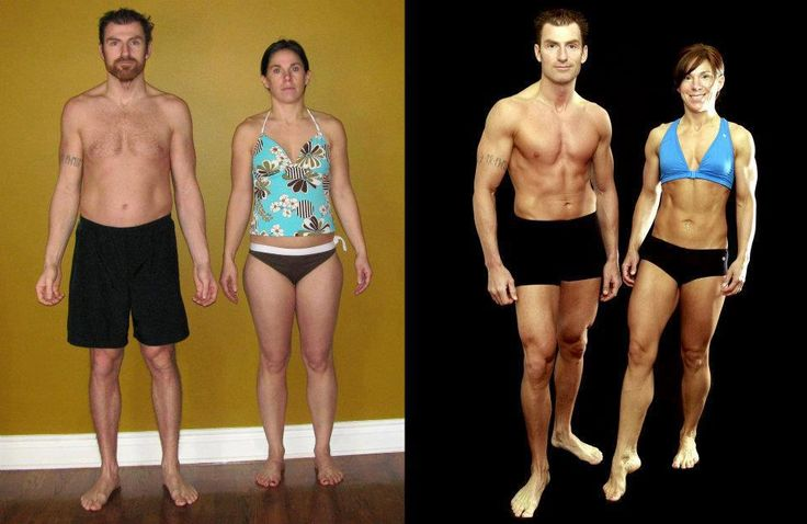My friend and colleague, Nancy McAllister and her Hubby!!  Another great transformation, powered by Isagenix :)