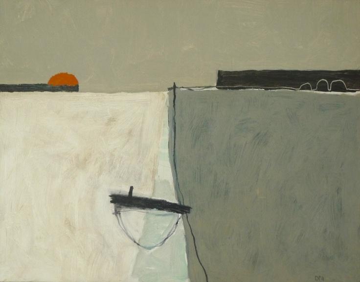 """Heading Home"" by David Pearce."
