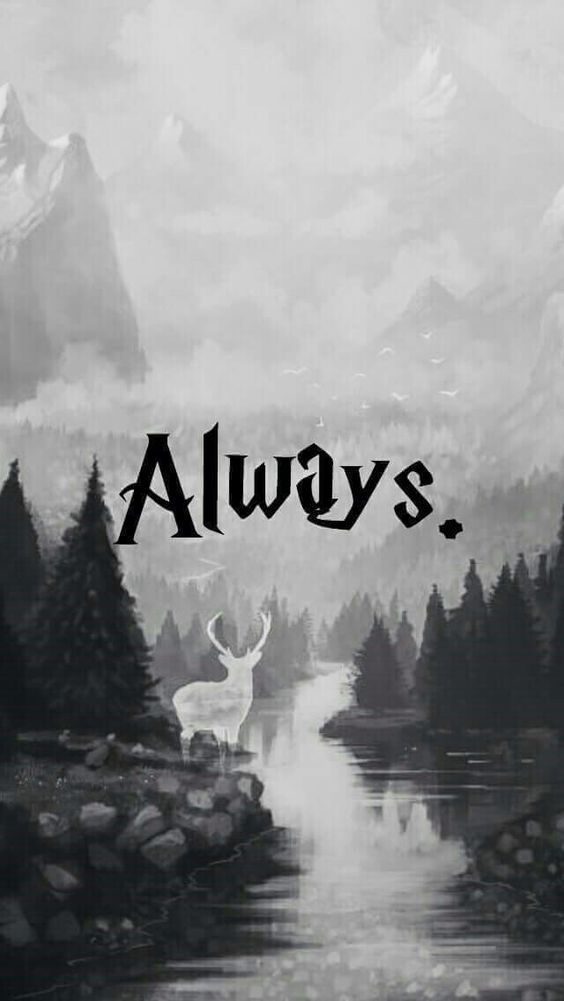 harry potter Always Wallphone