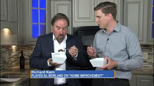 Pinterest with Patrick: Manly Cookies with guest Richard Karn
