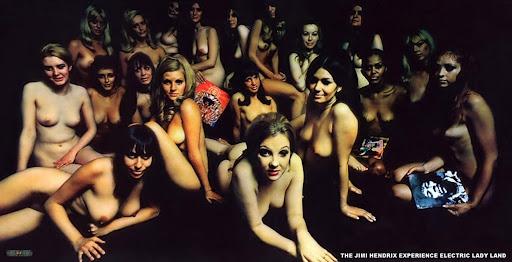 Electric Lady, Jimi Hendrix Experience