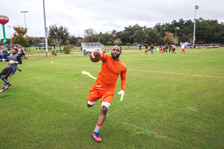 FLAG FOOTBALL DRILLS THAT WIN GAMES