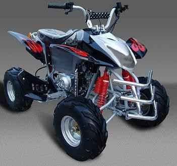 New 2015 Tao Tao 110cc Assassin 4 Stroke ATV For Sale ATVs For Sale in Illinois.
