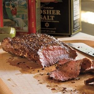Pan-Seared Flat Iron Steak - The trick to a great crust on this flat iron steak is to use a very hot skillet; a large cast-iron or heavy stainless steel skillet works best. Have your hood fan on high—there will be some smoke. If you can't find flat iron steak in your local market, a top blade chuck or sirloin steak will work just fine.