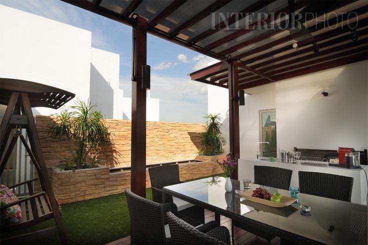 14 best images about rooftop terrace design on pinterest for Interior design rooftop terrace