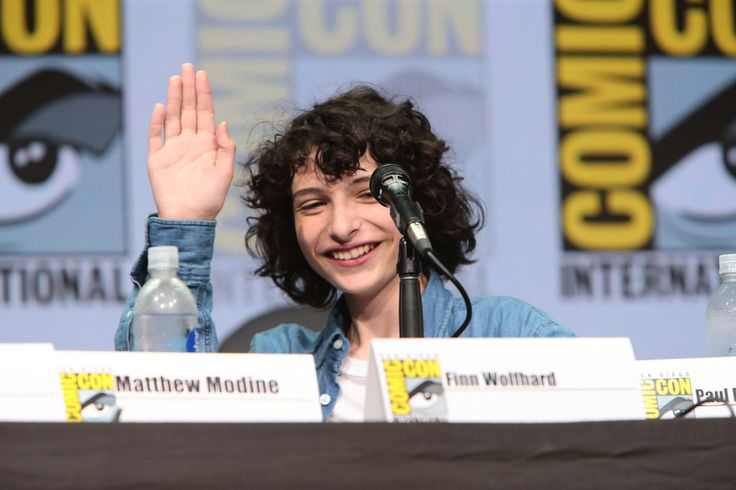 The Netflix Original Series 'Stranger Things' Panel at 2017 Comic-Con San Diego CA USA - 22 July 2017