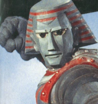 Johnny Socko and his GIANT Robot! - My introduction to Japanese robots and monsters from back in the '70s
