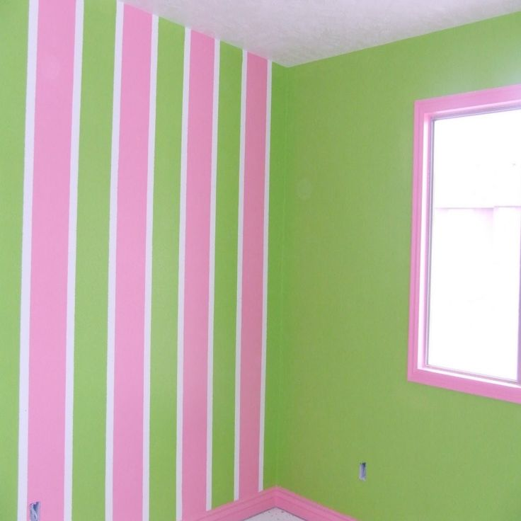 best 25 pink striped walls ideas on pinterest purple Antique Pink and Green Bedroom Ideas Mint Green and Pink Girls Room