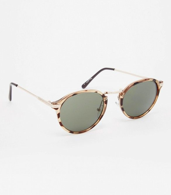 Jeepers Peepers Casper Round Sunglasses