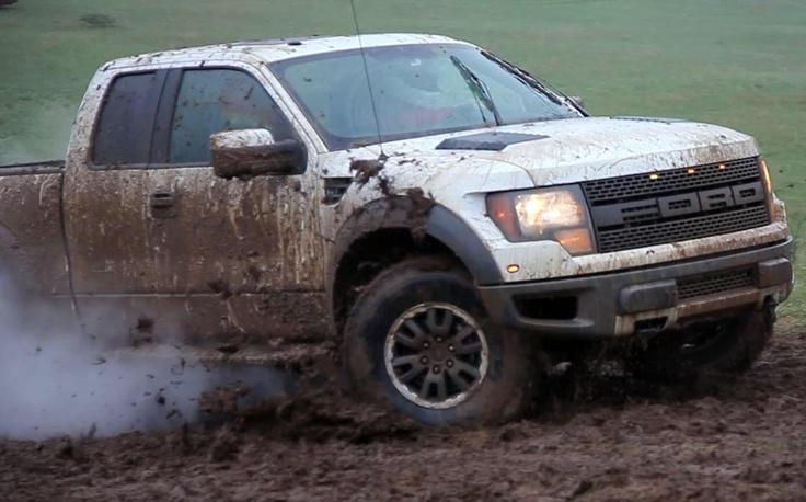 Ford Rapter 6.2 liter, 411 hp V8! Lets play!