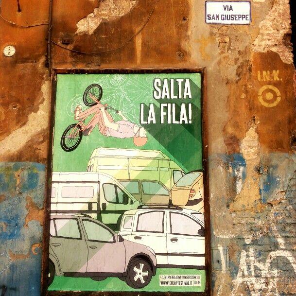 #cheapfestival Cheap Green. Bologna: il verde nelle mura. #findingbologna