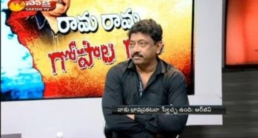 Why is Ram Gopal Varma Speaking about Death on his Birthday?