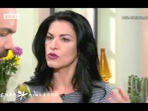 Chef στον αέρα | Πορτοκαλόπιτα, κουραμπι - 10/12/2015 - YouTube