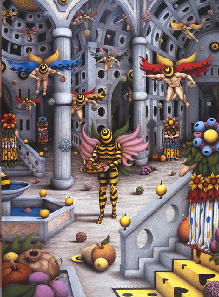 Impollinazione - impollination 1994