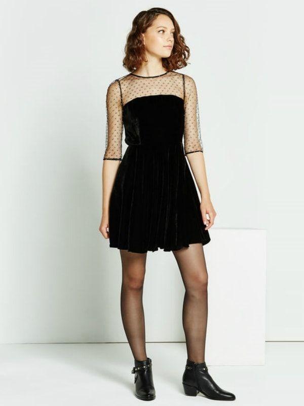 Les 25 meilleures id es concernant claudie pierlot robe for Plus la taille robes de mariage washington dc