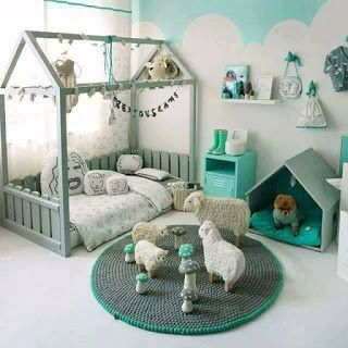 Tina's handicraft : 12 decorative suggestions for children