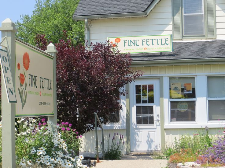 Fine Fettle Natural Foods and Health Products, 948 Queen Street, Kincardine, ON