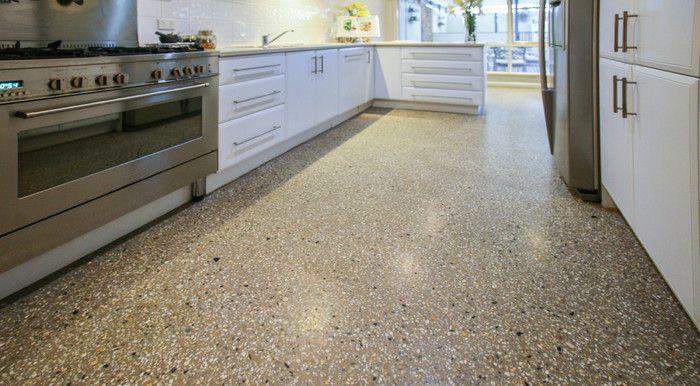 Polished Concrete Veneer Flooring, Flooring - Polished Concrete - alternate flooring
