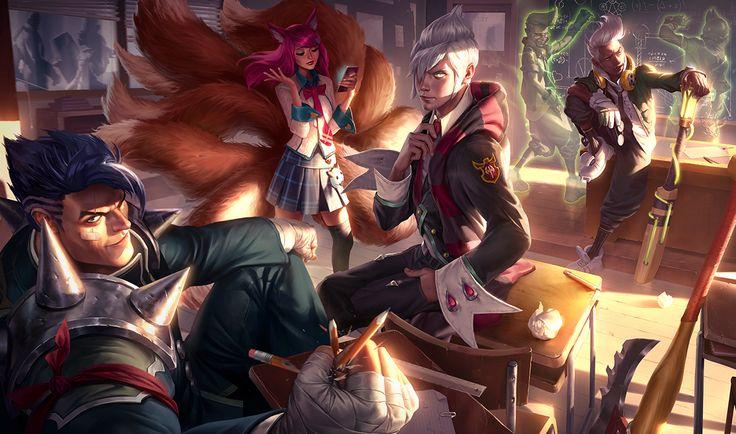 Vladimir | League of Legends